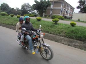 Boda Boda ride